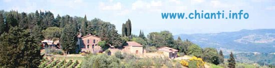 useful information on what to see and where to stay in Chianti